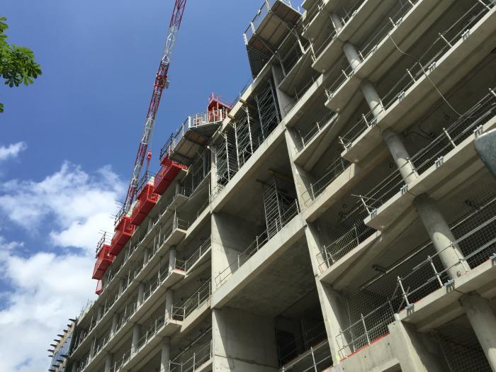 Les mises en chantier de logements progressent en avril